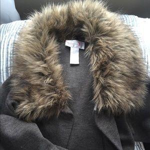 SOFT SURROUNDINGS🌸sweater coat